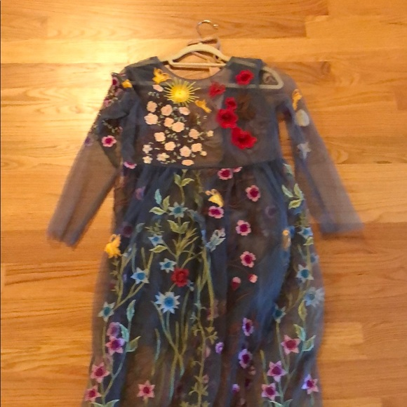Dresses & Skirts - Gorgeous embroidered dress